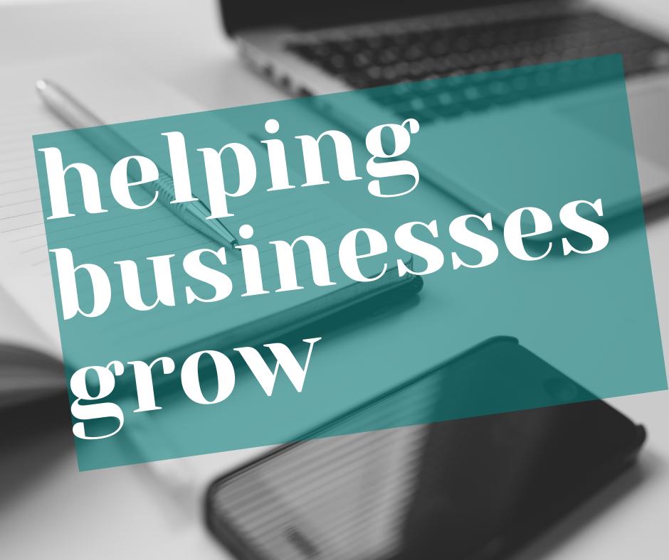 helping business grow